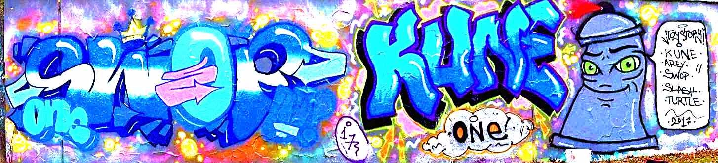 Politisches Dsign, Graffiti Aalen